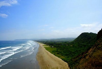 Olon   Beach and Ocean